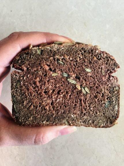 Πρωτεΐνικό ψωμί χωρίςγλουτένη