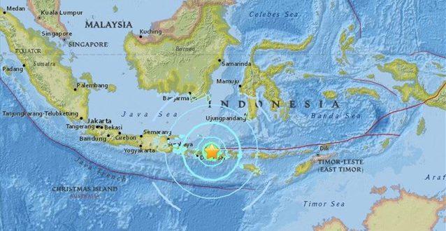 Ινδονησία: Δεύτερος ισχυρότατος σεισμός μέσα σε λίγεςώρες