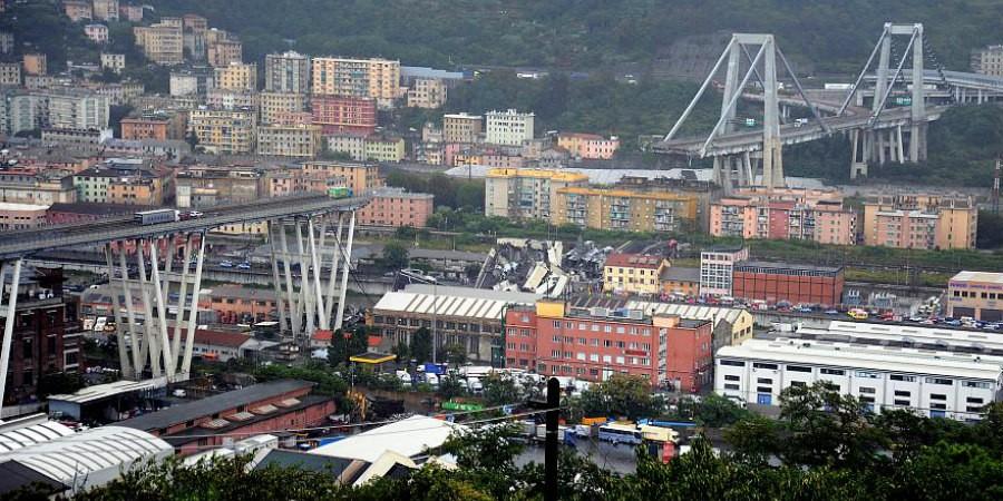 Ιταλία: Θα κατεδαφιστεί η γέφυρα που σκόρπισε τοθάνατο