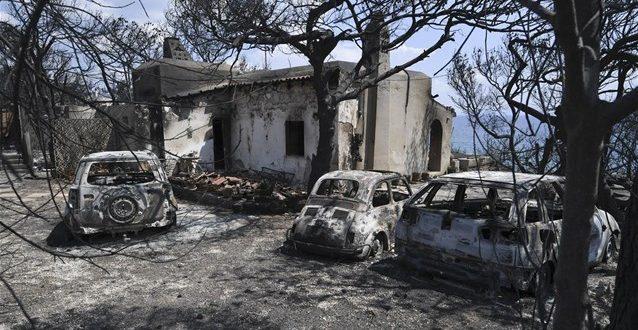 Το Μάτι κρίθηκε ακατάλληλη περιοχή για διαμονή | Υποχρεωτική η χρήση τηςμάσκα