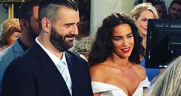 Η Στικούδη ανέβασε την πρώτη φωτογραφία απ' τον γάμο της… Και δεν είναι αυτό που περίμενες!(Photo)