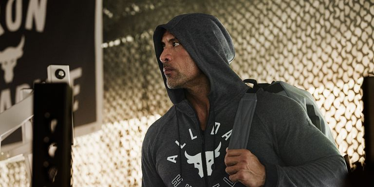 The Rock, King of the Gym, Dropped NewSneakers