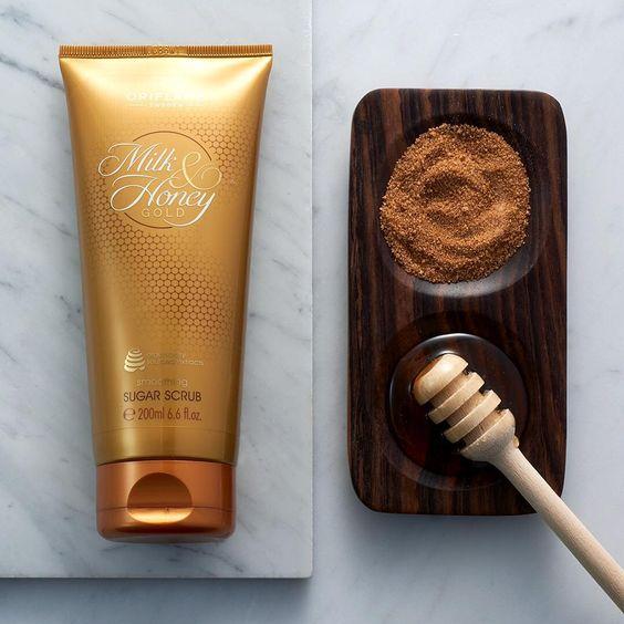 Απολεπιστικό Προϊόν Σώματος Milk & Honey Gold 5.99!