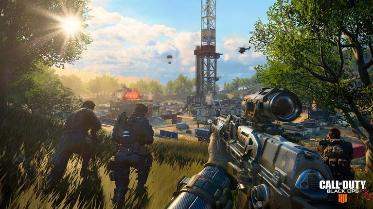 Black Ops 4: Το καταιγιστικό battleroyale