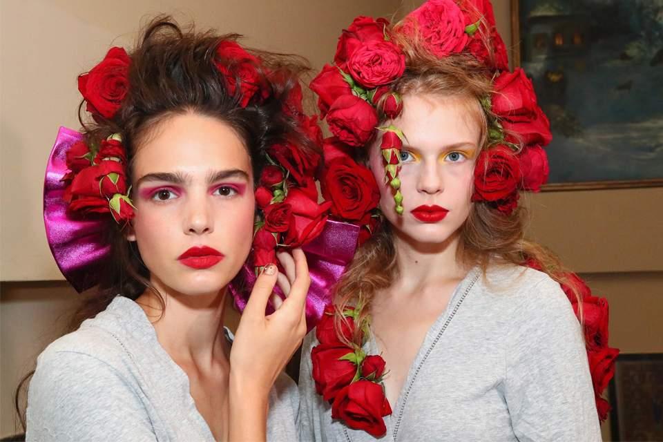 NYFW Beauty Report: Τα ξωτικά του οίκουRodarte