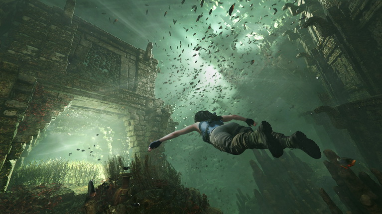 Shadow of the Tomb Raider: Η περιπέτεια της Lara Croftξεκινάει