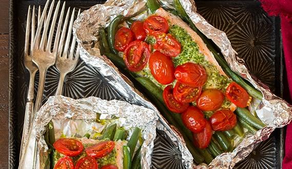 Αυτός είναι ο καλύτερος τρόπος για να μαγειρέψεις το σολομόσου!
