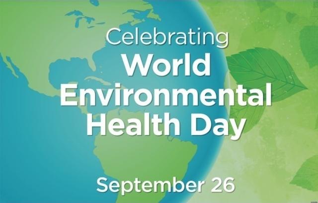 Παγκόσμια Ημέρα ΠεριβαλλοντικήςΥγείας