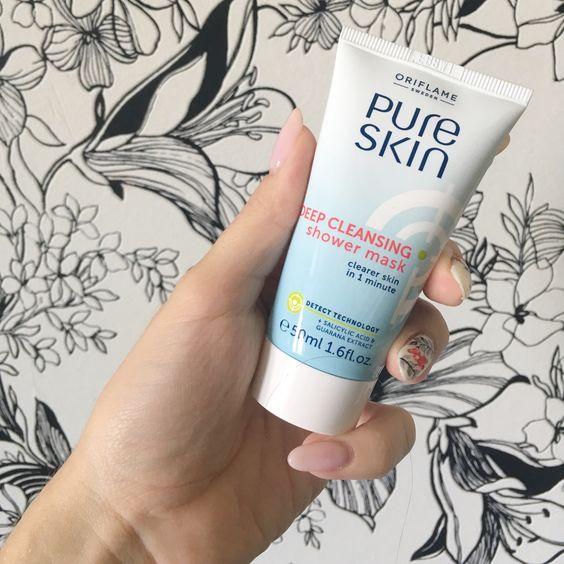 Μάσκα Βαθύ Καθαρισμού PureSkin