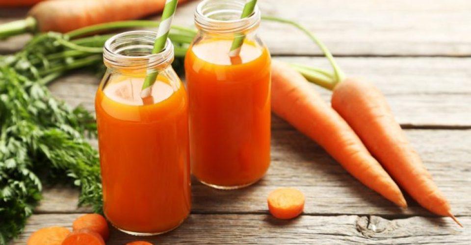 7 λόγοι να πιείς χυμόκαρότου