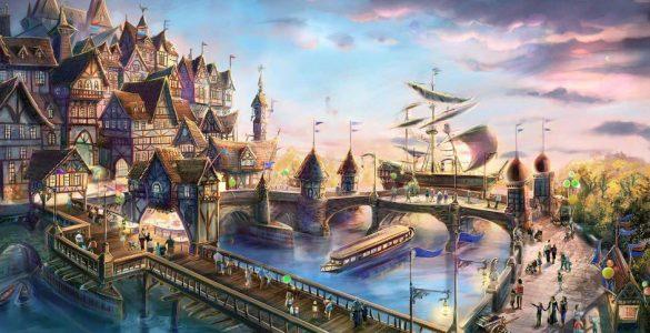 Η αγαπημένη Disneyland και στη Μεγάλη Βρετανία το2021!
