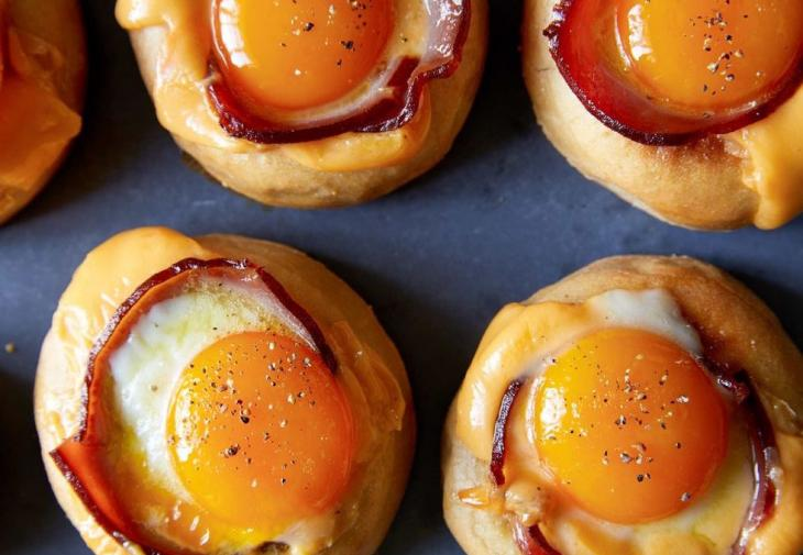 Oh yes! Αυτά τα αυγά στον φούρνο ταλατρεύουμε