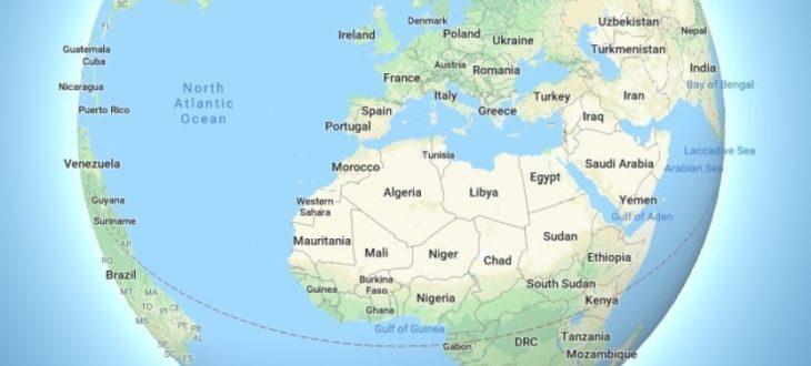 Η αλλαγή στο Google Maps θα σε κάνει να δεις τον κόσμο με άλλαμάτια!