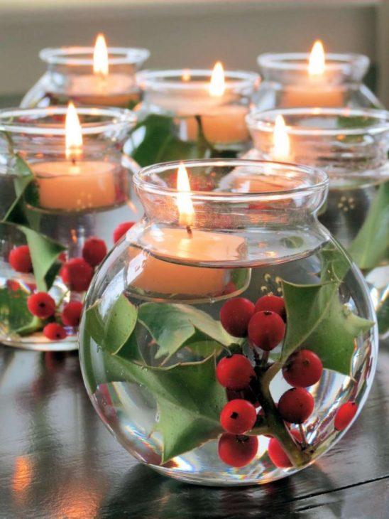 Μέσα σε λίγα λεπτά θα έχεις τα δικά σου DIY χριστουγεννιάτικα κεριά