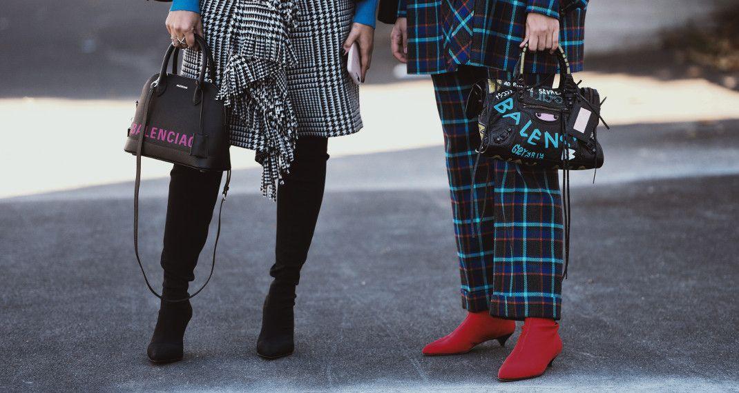 Έφτασε η στιγμή που θα απαρνηθούμε το αγαπημένο μας τζιν -Γι' αυτά τα chic παντελόνια…