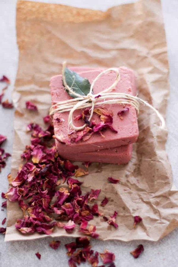 Pink Clay SoapBars