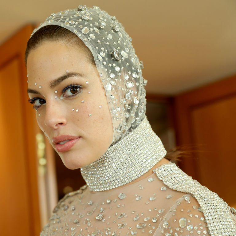 Bejewelled Diamanté Freckles Are The AW19 Way To Get Your BlingOn