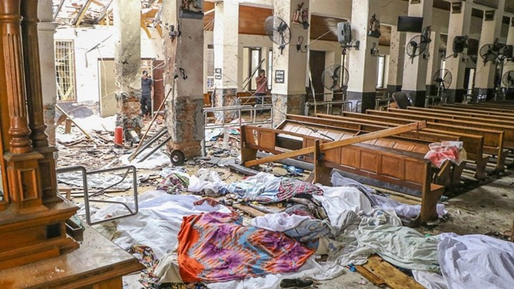 207 νεκροί και 450 τραυματίες ο απολογισμός των οκτώ επιθέσεων στη ΣριΛάνκα