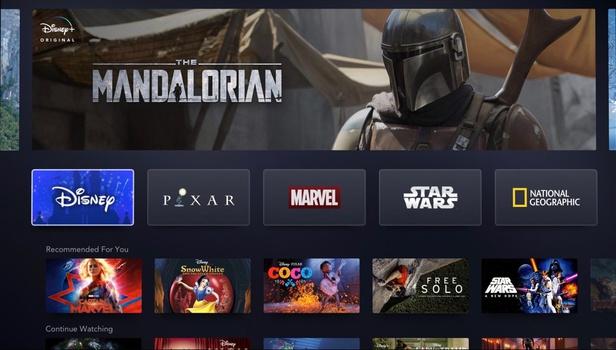 Οι ανακοινώσεις του Disney+ προκάλεσαν ενθουσιασμό. Κυρίως για το κόστος της συνδρομήςτου