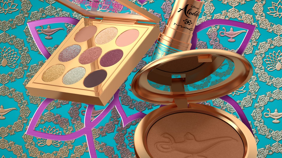The MAC x Aladdin Collection Is Dropping Soon & Here's Everything In The Line