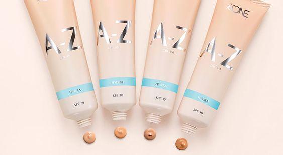 10+ A-Z Cream TheONE