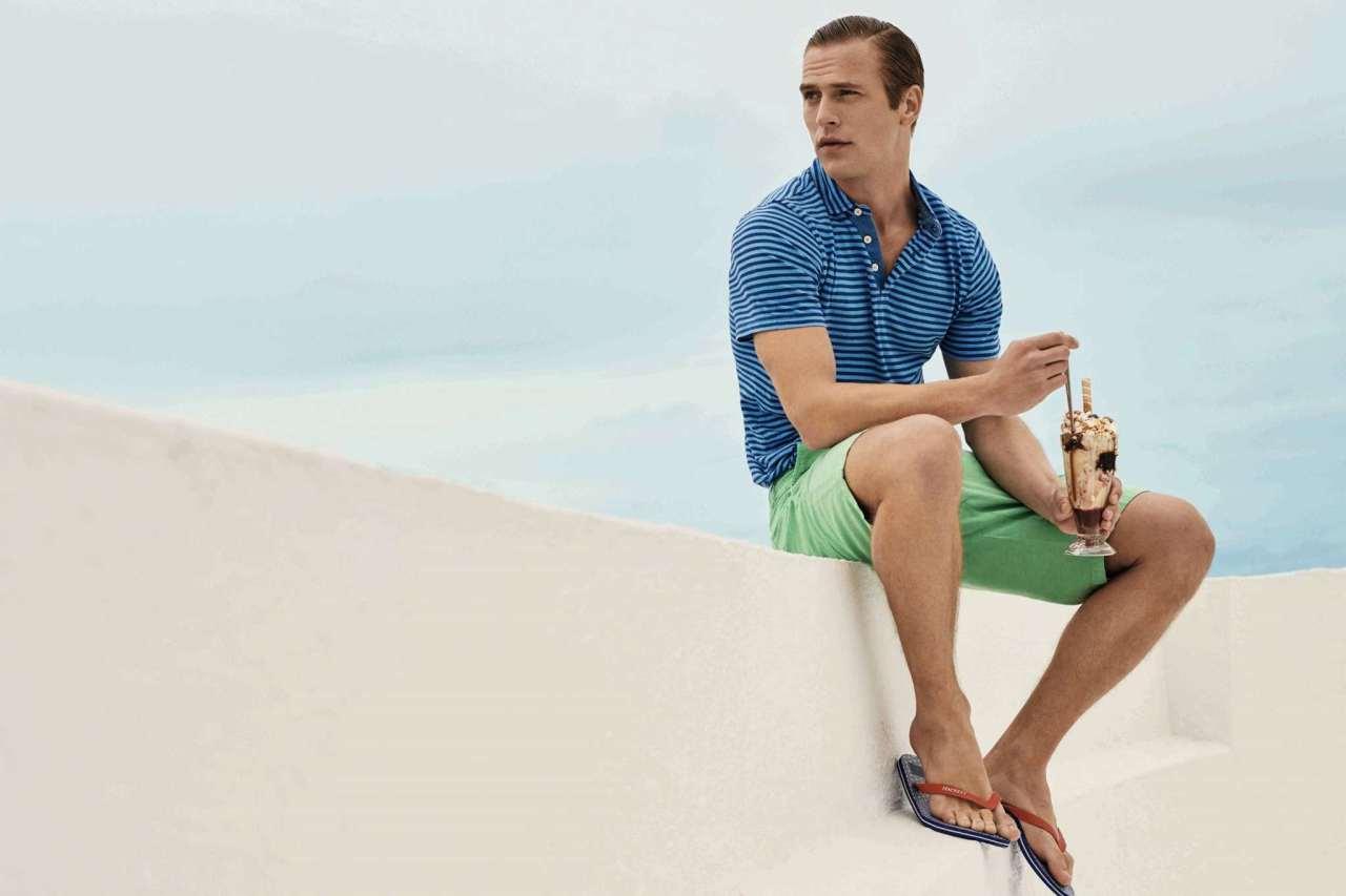 Polo μπλουζάκι, το κομμάτι – κλειδί του καλοκαιρινού smart casuallook