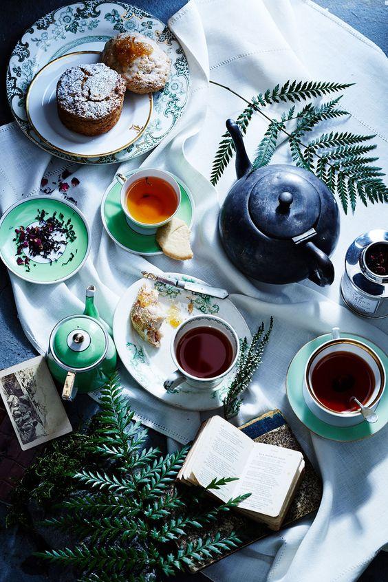 Τσάι σε μορφήράβδου!