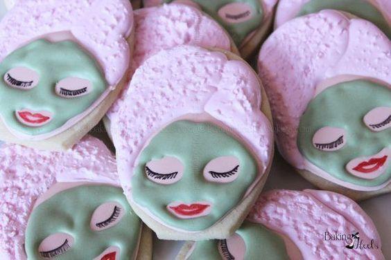Spa Cookies !