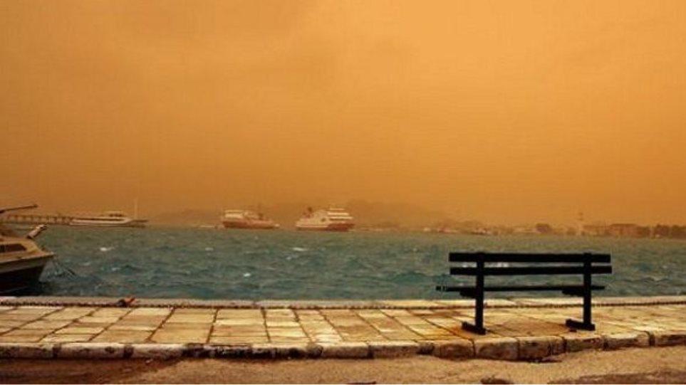 Καιρός: Η αφρικανική σκόνη θα μας «πνίξει» όλη τη ΜεγάληΕβδομάδα