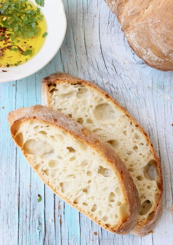 Εύκολο Σπιτικό Ψωμί