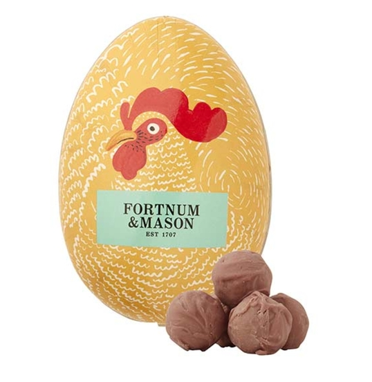 Το ολόχρυσο αυγό του Fortnum &Maison