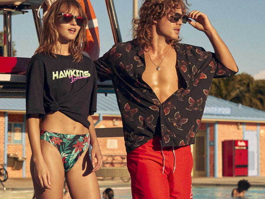 H H&M και το Netflix υποδέχονται το καλοκαίρι με τη συλλογή StrangerThings