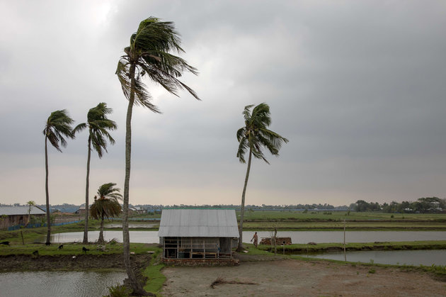 Στο Μπανγκλαντές ο κυκλώνας Φάνι με 12νεκρούς