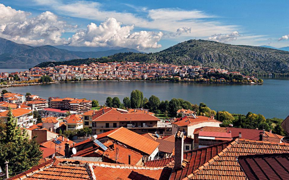 Καστοριά: Η «αρχόντισσα» τηςΜακεδονίας