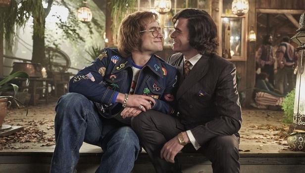To «Rocketman» είναι η πρώτη ταινία από μεγάλο στούντιο που δείχνει γκέισεξ