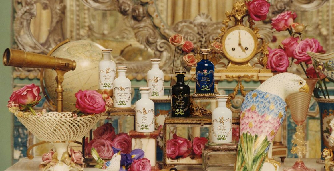 Gucci relaunches its cosmetics collection, GucciBeauty