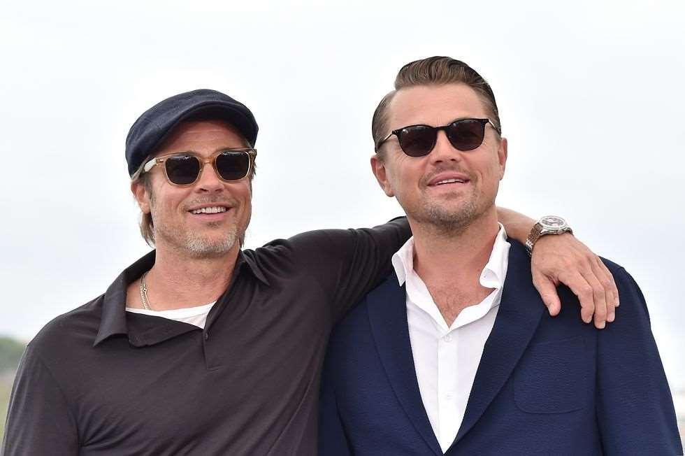 Τα cool & classic γυαλιά ηλίου των Leonardo DiCaprio και BradPitt