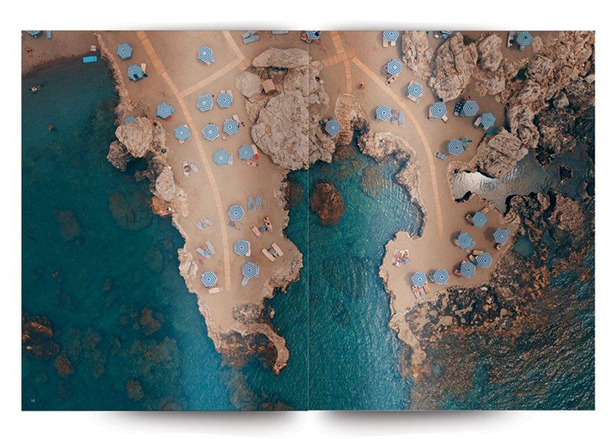 Ο ταλαντούχος φωτογράφος Κώστας Σπαθής μιλάει για το «Greece byDrone»