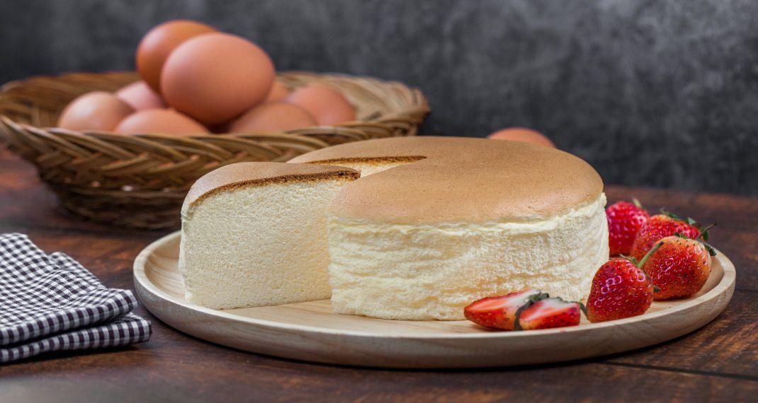 Βελούδινο ιαπωνικό cheesecake με τρία υλικά -Η συνταγή που έχει ξετρελάνει τοδιαδίκτυο