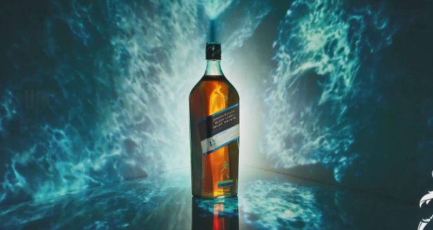 Johnnie Walker explores four corners of Scotland for new GTRcollection