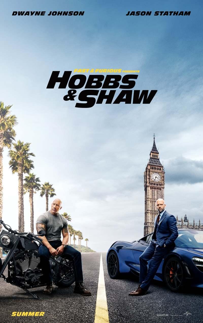 Fast & Furious: Hobbs &Shaw