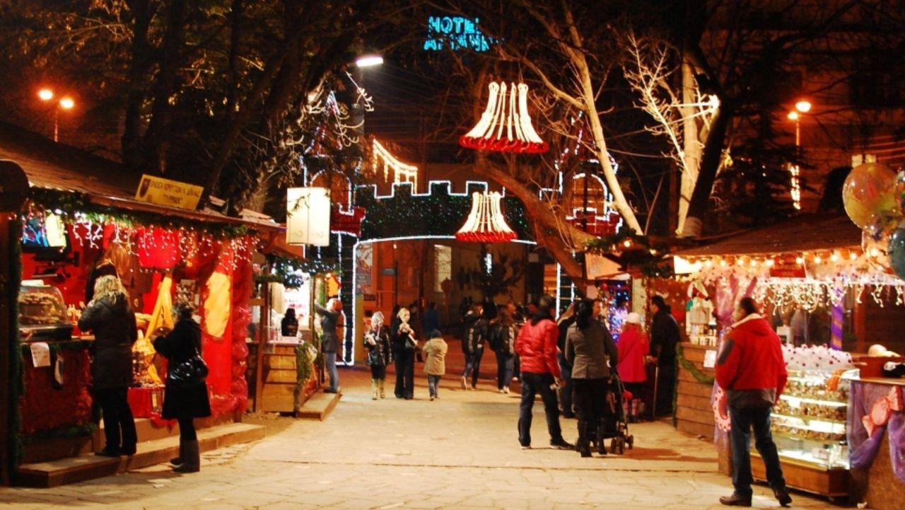 Η «Ονειρούπολη της Δράμας» έφερε νωρίτερα ταΧριστούγεννα