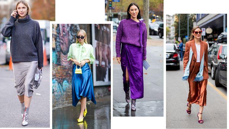 Η slip skirt είναι το «μυστικό όπλο» της γυναικείαςγκαρνταρόμπας