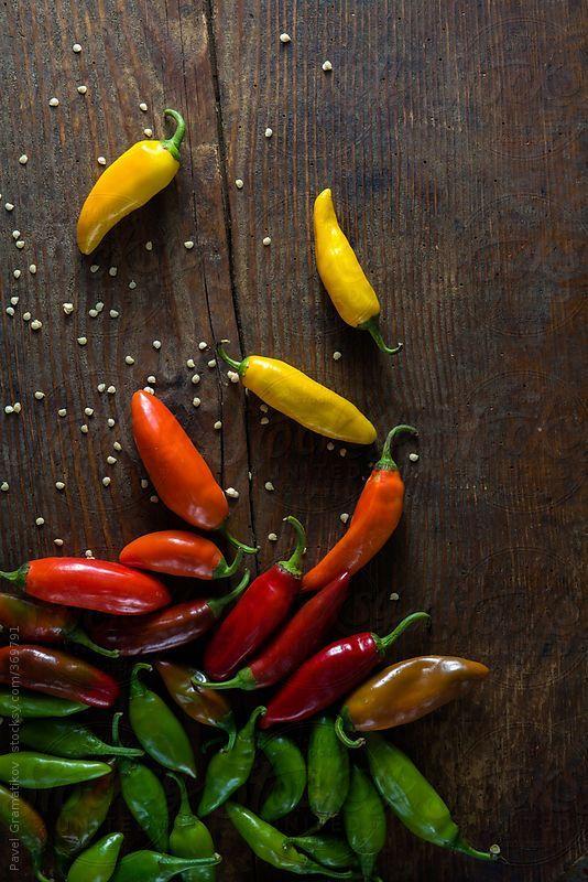 Ξέρετε γιατί πρέπει να τρώτε πιπεριές πιοσυχνά;