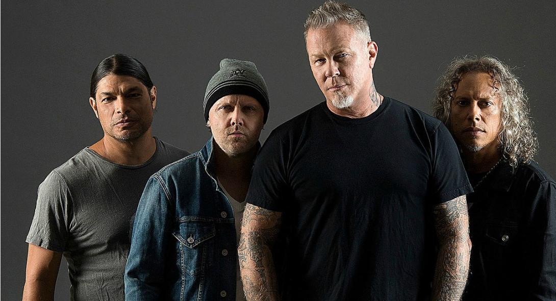 Οι Metallica προσφέρουν 100.000 δολ. στους πληγέντες από τις πυρκαγιές στηνΚαλιφόρνια
