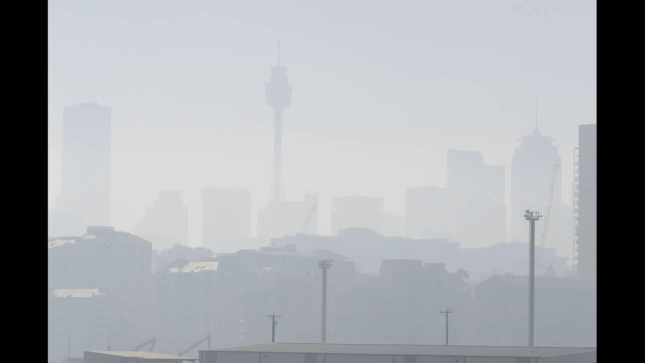 Το Σίδνεϊ εκπέμπει SOS: Επικίνδυνο τοξικό νέφος κάλυψε τηνπόλη