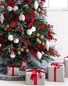 Το νέο trend στα χριστουγεννιάτικα δέντρα που κυριαρχεί στο Pinterest και θυμίζεικαλοκαίρι