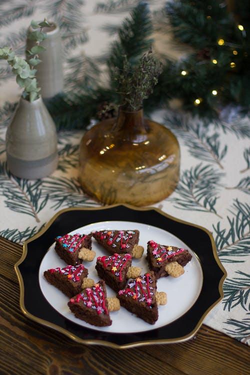 Το Χριστουγεννιάτικο γλυκό κάθεζωδίου