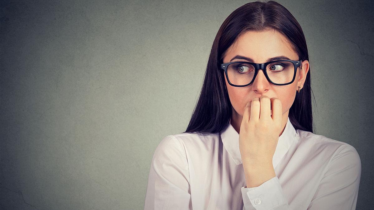 Το No1 πεπτικό πρόβλημα που ταλαιπωρεί τους αγχώδεις καιτελειομανείς