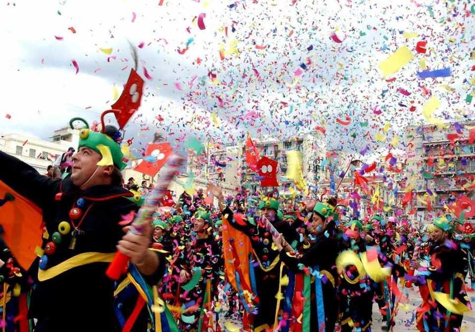 Πάτρα : Ξεκινάει το πατρινόκαρναβάλι
